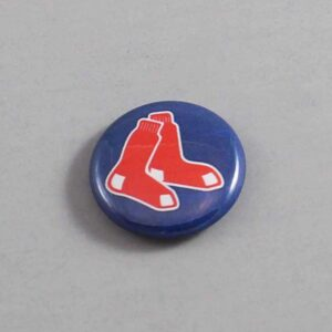 MLB Boston Red Sox Button 03