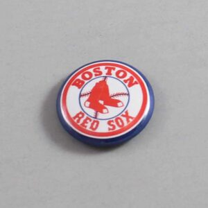 MLB Boston Red Sox Button 04