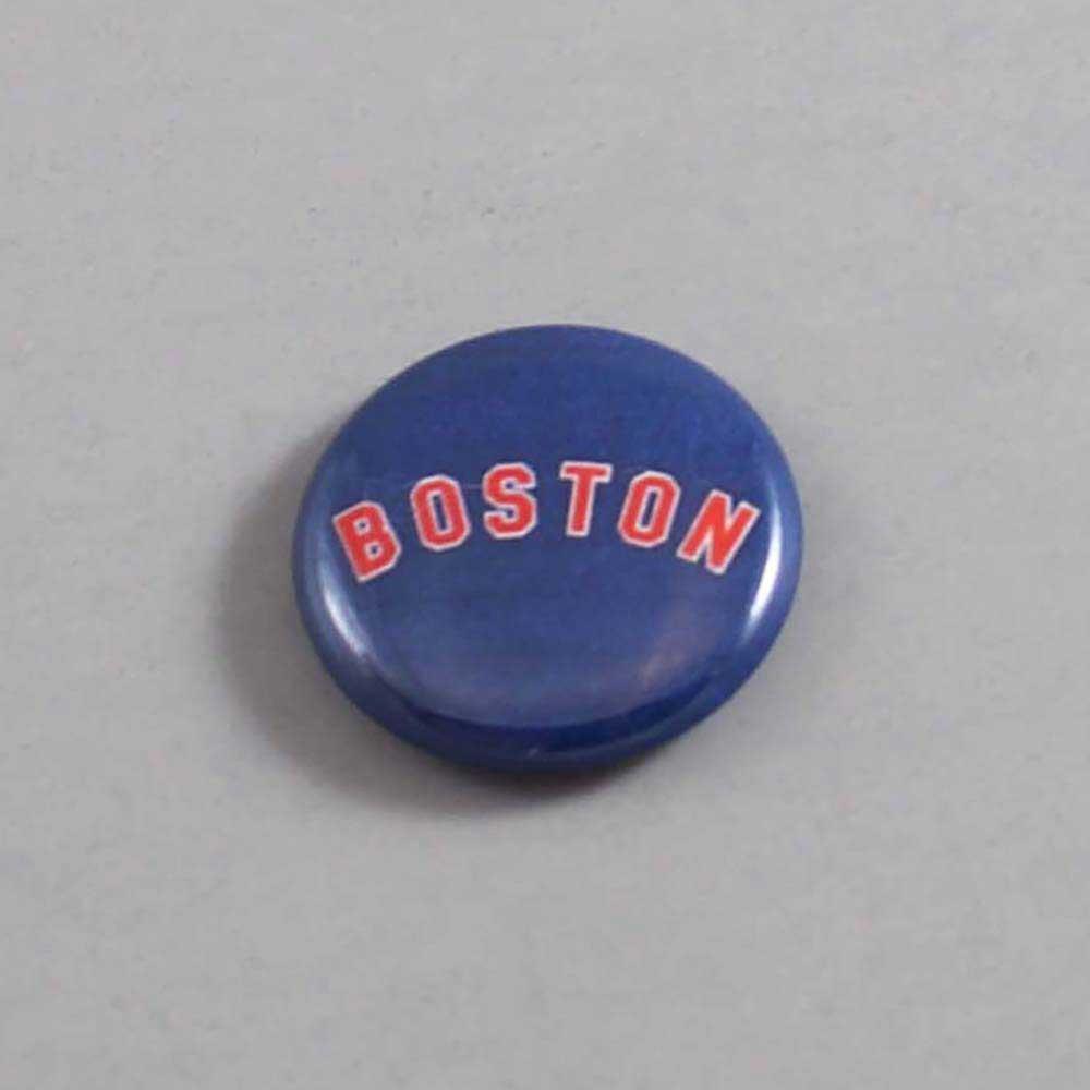 MLB Boston Red Sox Button 06