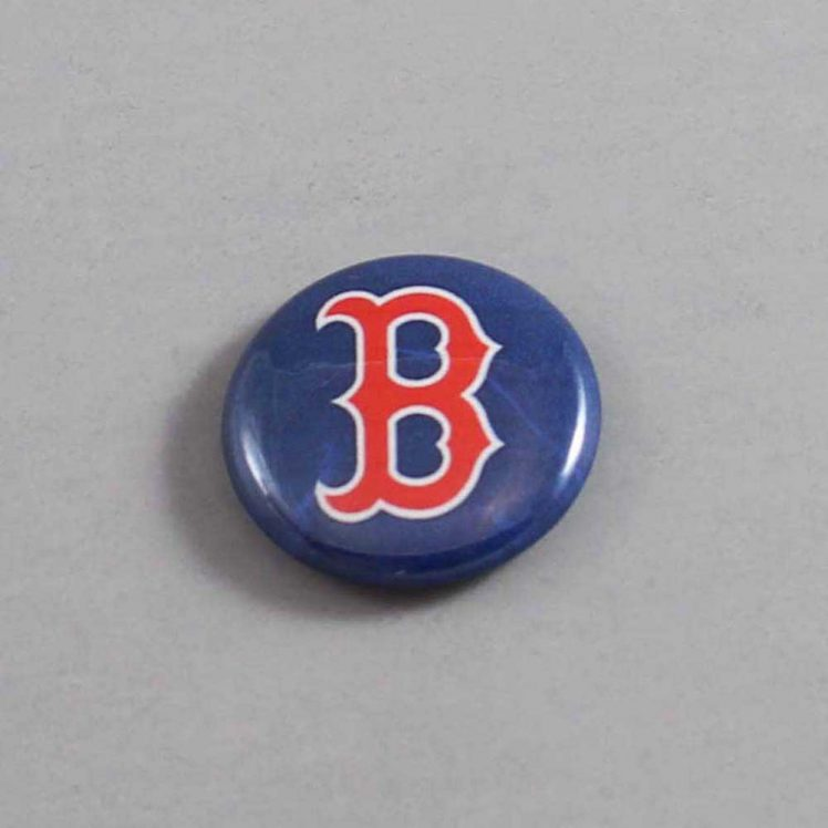 MLB Boston Red Sox Button 08