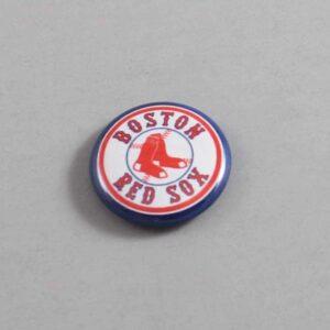 MLB Boston Red Sox Button 09
