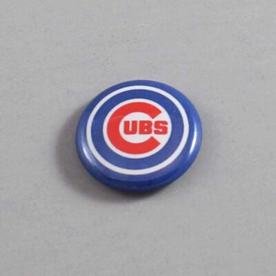 MLB Chicago Cubs Button 01