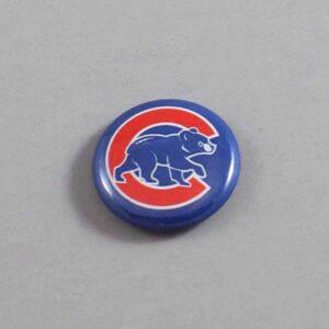 MLB Chicago Cubs Button 02