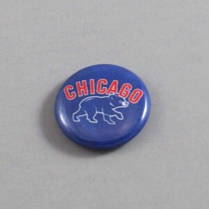 MLB Chicago Cubs Button 05