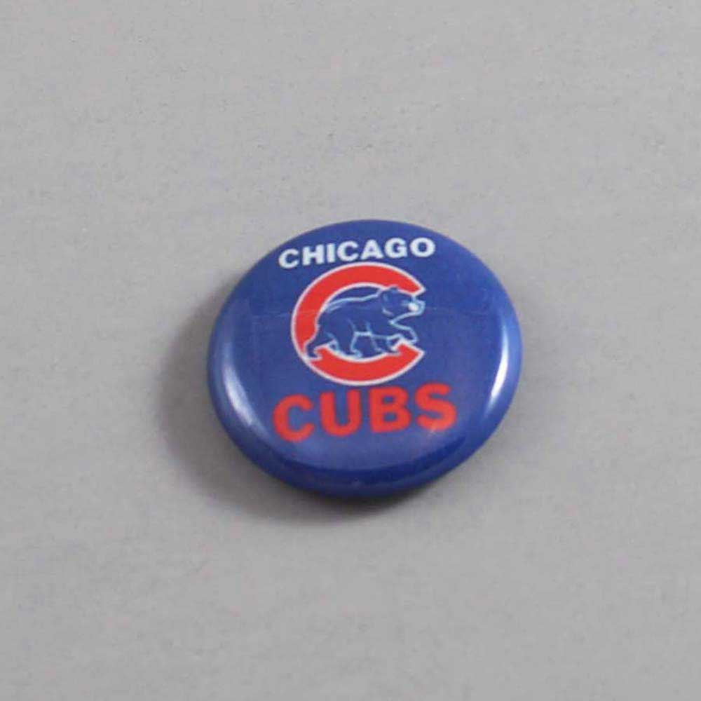 MLB Chicago Cubs Button 06