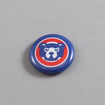 MLB Chicago Cubs Button 07