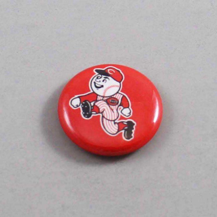 MLB Cincinnati Reds Button 02