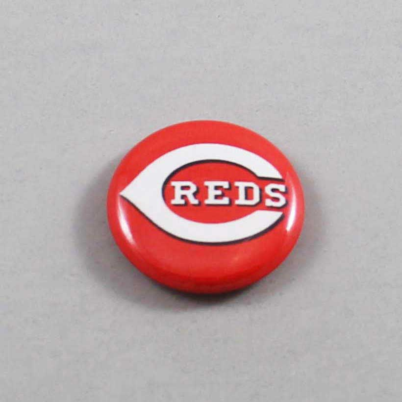 MLB Cincinnati Reds Button 04