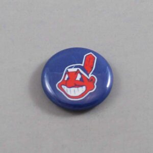MLB Cleveland Indians Button 01