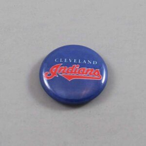 MLB Cleveland Indians Button 02