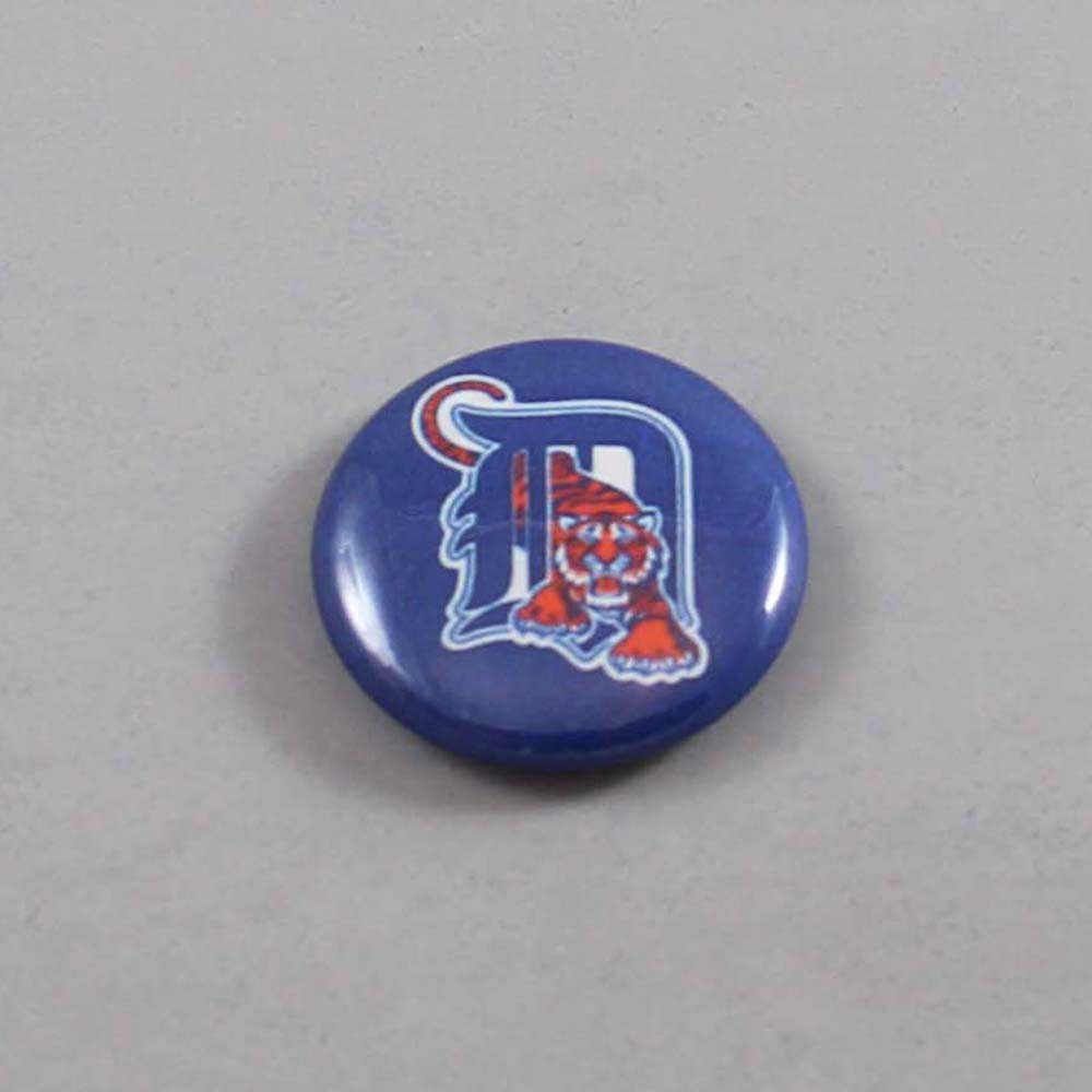 MLB Detroit Tigers Button 01