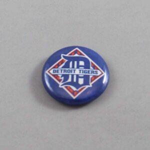 MLB Detroit Tigers Button 02