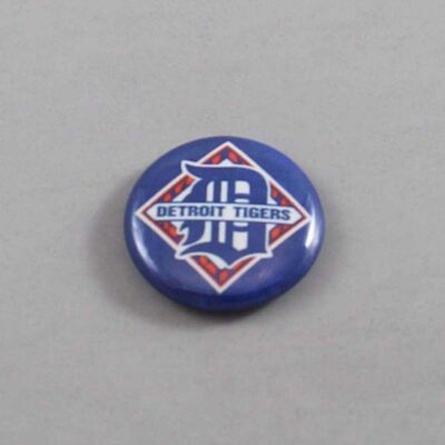MLB Detroit Tigers Button 02