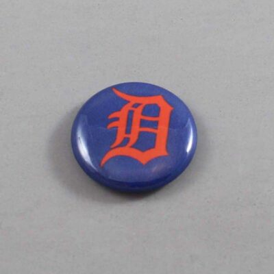 MLB Detroit Tigers Button 03