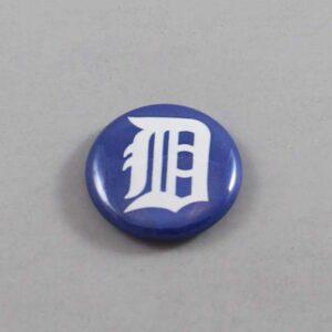 MLB Detroit Tigers Button 04