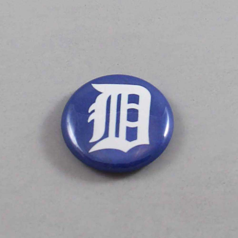 MLB Detroit Tigers Button 04