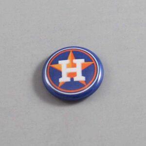 MLB Houston Astros Button 01