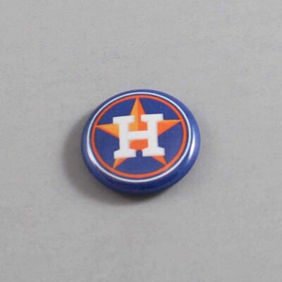 MLB Houston Astros Button 01