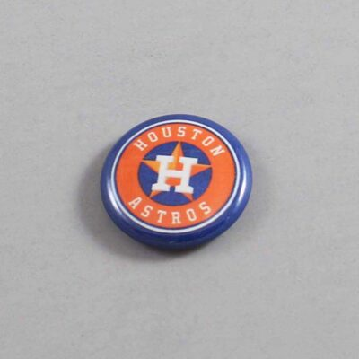 MLB Houston Astros Button 02