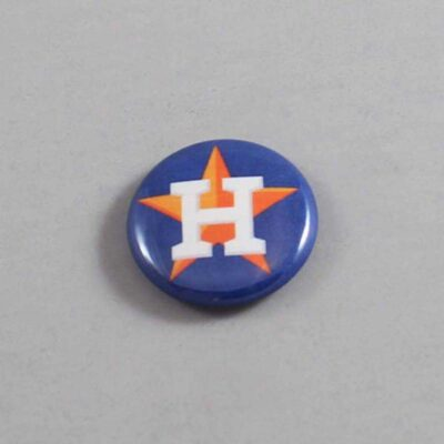 MLB Houston Astros Button 03