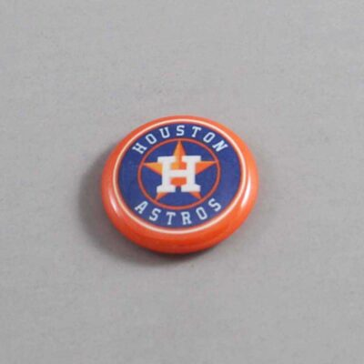 MLB Houston Astros Button 04