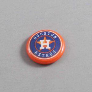 MLB Houston Astros Button 05