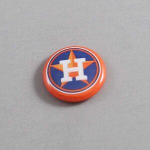 MLB Houston Astros Button 06