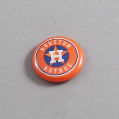 MLB Houston Astros Button 07