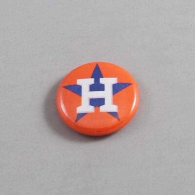 MLB Houston Astros Button 08