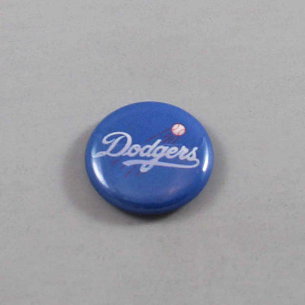 MLB Los Angeles Dodgers Button 01