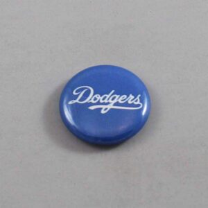 MLB Los Angeles Dodgers Button 03
