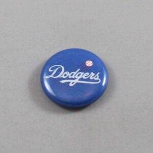 MLB Los Angeles Dodgers Button 04