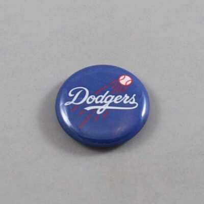 MLB Los Angeles Dodgers Button 06