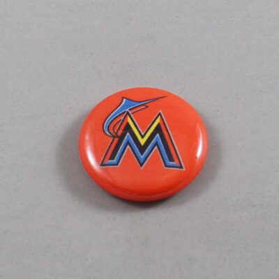 MLB Miami Marlins Button 01