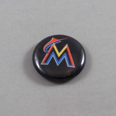 MLB Miami Marlins Button 03