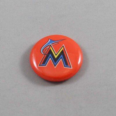 MLB Miami Marlins Button 04