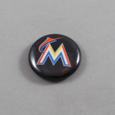 MLB Miami Marlins Button 05