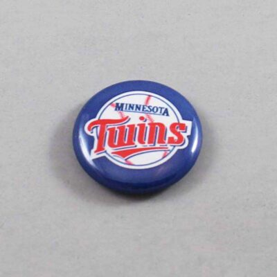 MLB Minnesota Twins Button 01