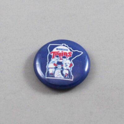 MLB Minnesota Twins Button 02