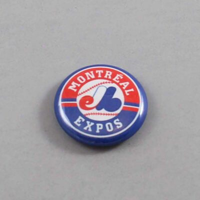 MLB Montreal Expos Button 01