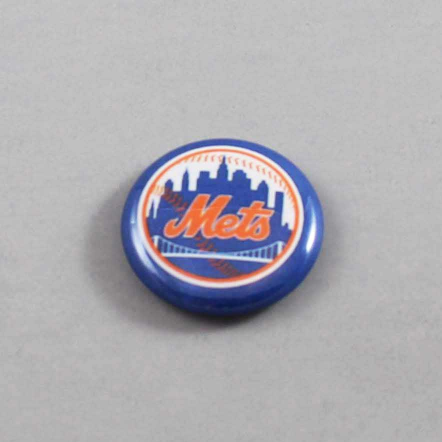 MLB New York Mets Button 01