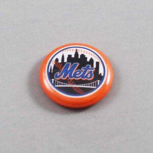 MLB New York Mets Button 02