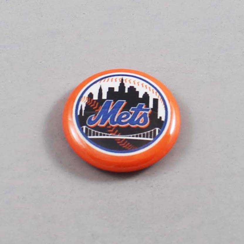 MLB New York Mets Button 02