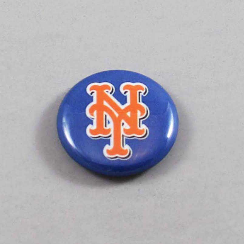 MLB New York Mets Button 03