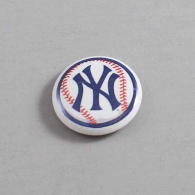MLB New York Yankees Button 02