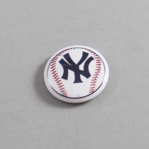 MLB New York Yankees Button 04