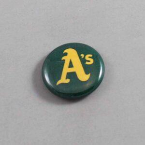 MLB Oakland Athletics Button 03