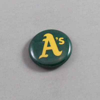 MLB Oakland Athletics Button 03