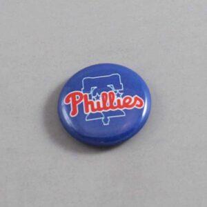 MLB Philadelphia Phillies Button 06