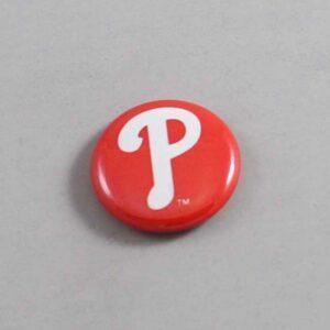 MLB Philadelphia Phillies Button 08
